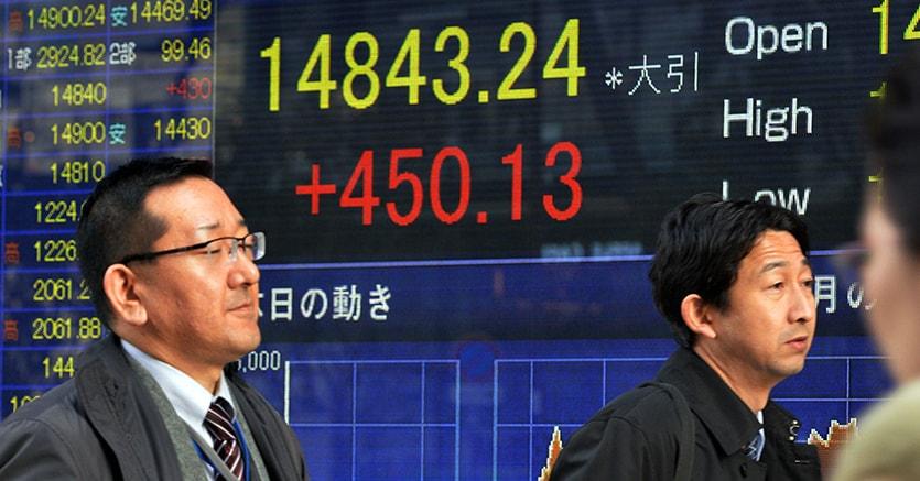 d3476affe7 Timori contenuti su Pyongyang, la Borsa di Tokyo chiude in rialzo ...