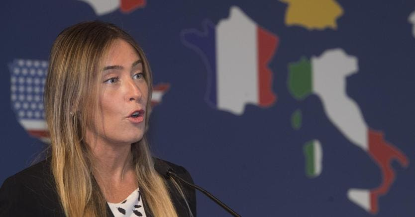 Maria Elena Boschi - Ansa
