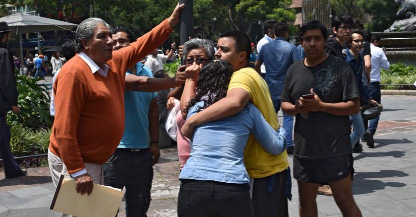 Terremoto in Messico: il circuito Rodriguez ora è un campo di accoglienza!