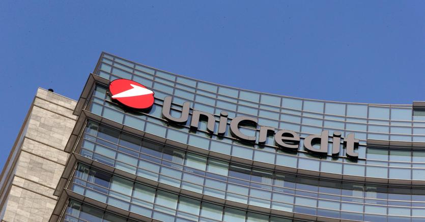 Unicredit scivola in Borsa (-2,8%) su rumors Commerzbank