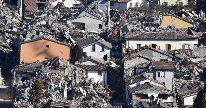 Fondi post sisma, le rassicurazioni della Protezione Civile