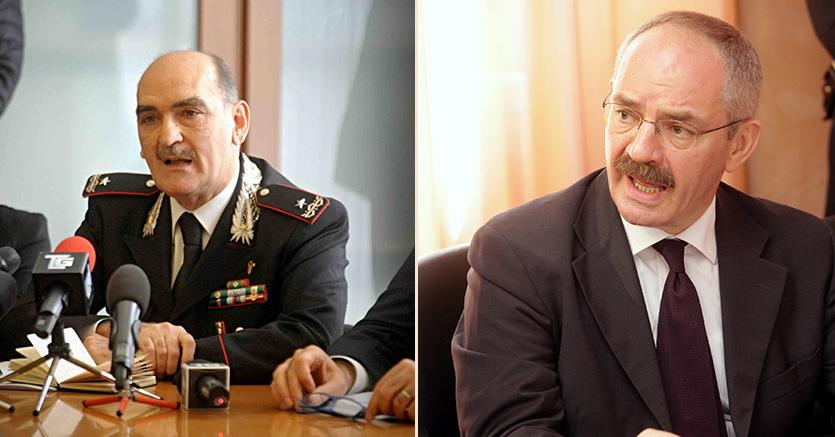 Giuseppe Governale (Fotogramma) e Pasquale Angelosanto (Fotogramma)