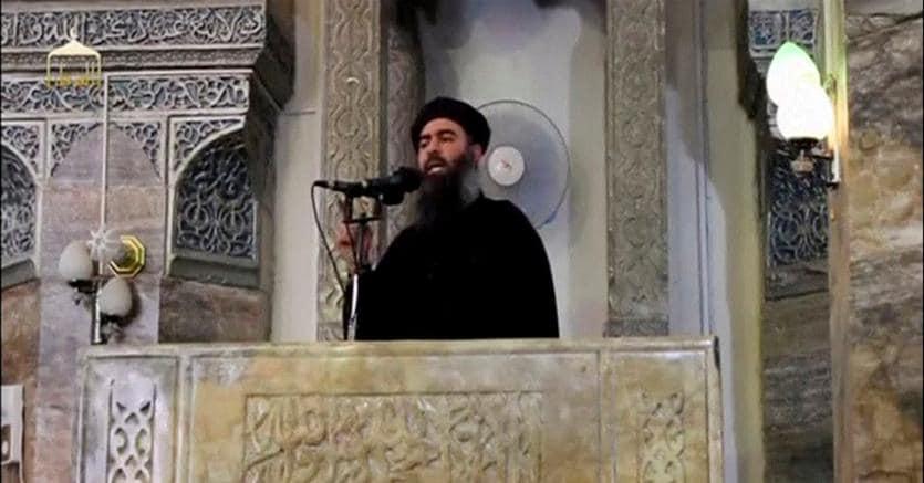 Isis, il ritorno di al-Baghdadi in un messaggio audio