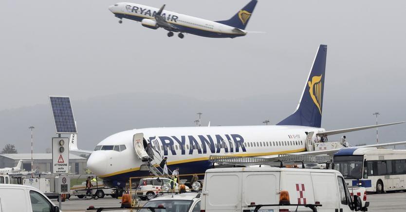 Ryanair, piccoli aeroporti in rivolta: a Trapani cancellato il 60% dei voli
