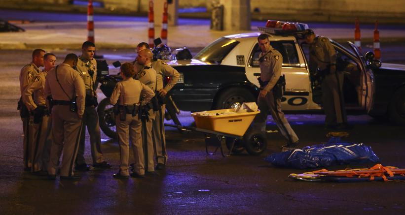Strage Las Vegas, le vittime