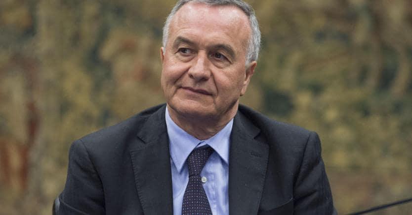 Filippo Bubbico (Ansa)