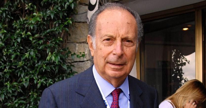 Lorenzo Vallarino Gancia.È stato il primo presidente dei Giovani industriali. (Imagoeconomica)