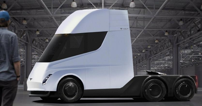 tesla rimandato il lancio del camion elettrico il sole 24 ore. Black Bedroom Furniture Sets. Home Design Ideas