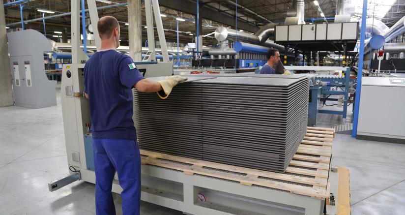 La produzione industriale cresce ancora