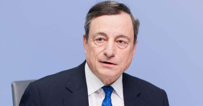 Draghi difende Qe: