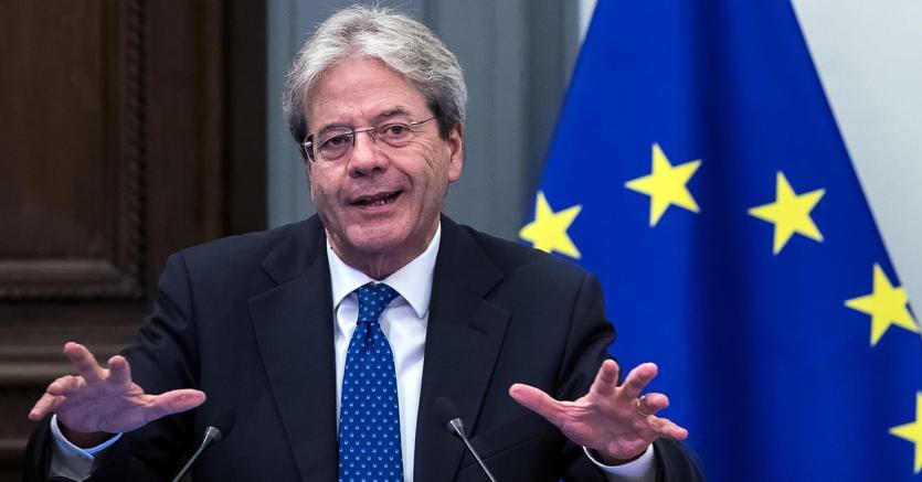 Gentiloni: in legge bilancio no aumento Iva e niente nuove tasse