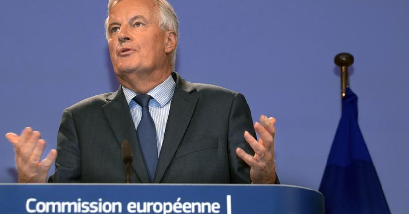 Michel Barnier, capo negoziatore europeo su Brexit (Ap)
