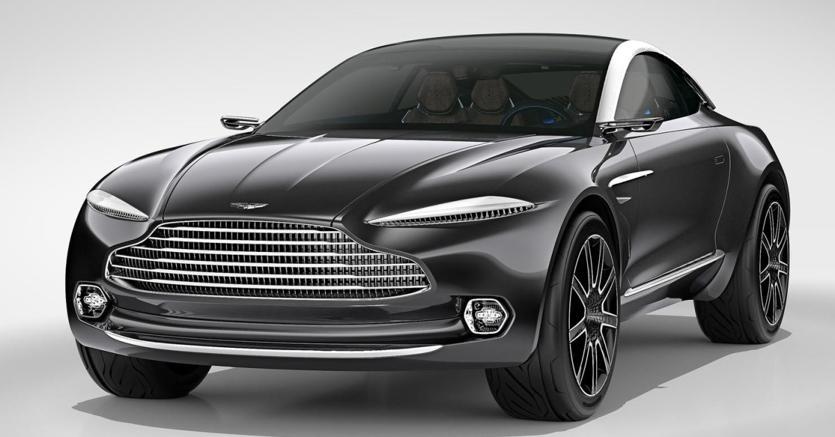 Il Suv Fara Raddoppiare Le Vendite Di Aston Martin Il Sole 24 Ore