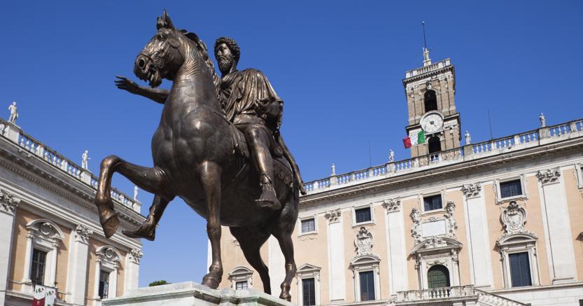 Si apre il tavolo per roma con calenda e raggi i dossier for Roma parlamento