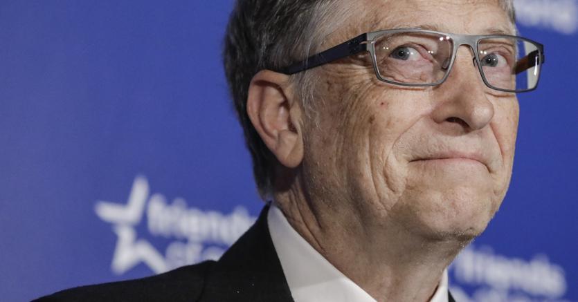Bill Gates il più ricco in Usa per il 24esimo anno consecutivo