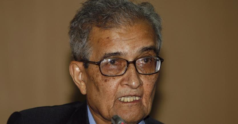 Il premio Nobel per l'Economia Amartya Sen - Reuters