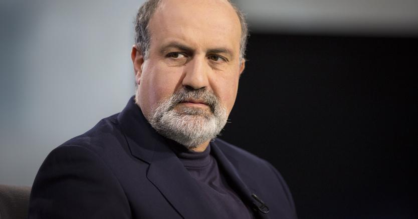 Nassim Nicholas Taleb (Bloomberg)