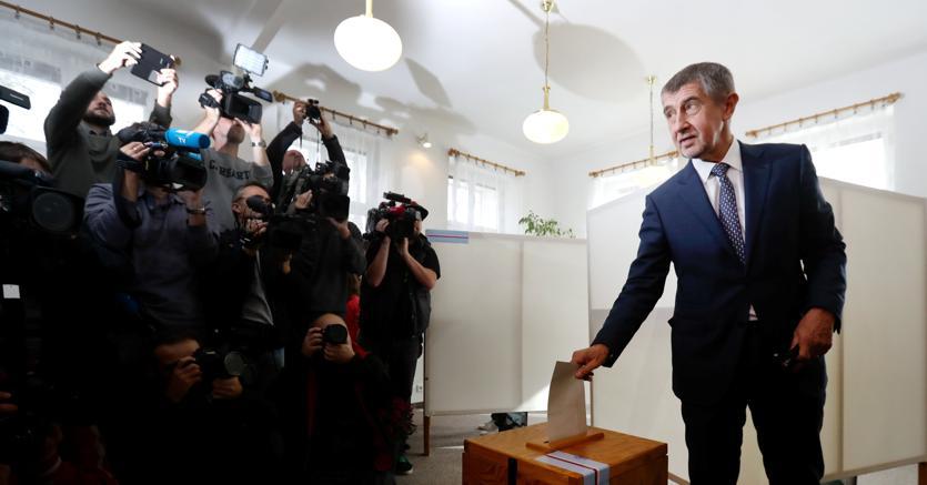 Repubblica Ceca: in testa il movimento populista del milionario Babis