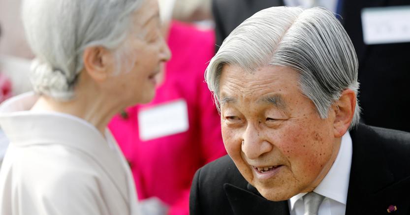 Giappone, l'imperatore Akihito verso l'abdicazione nel marzo 2019. Inizia l'era Naruhito?