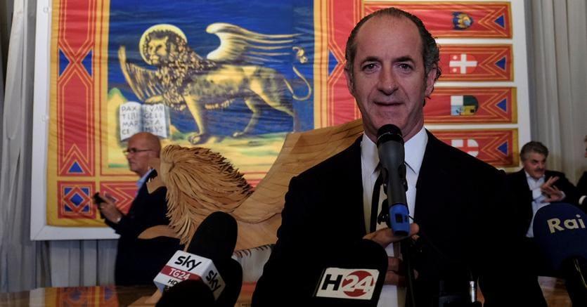 Luca Zaia (Reuters)
