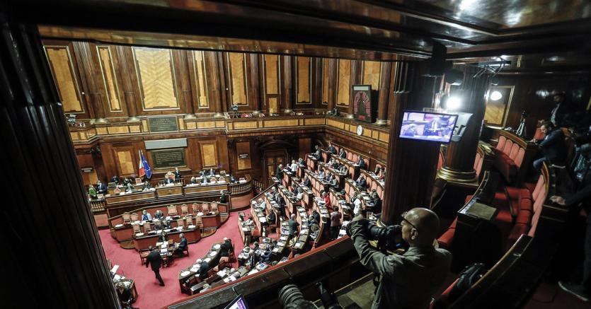 Tutte le manovre di Denis Verdini in Senato pro Rosatellum. Le foto