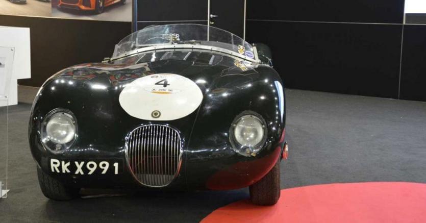 Maserati: presente al Salone
