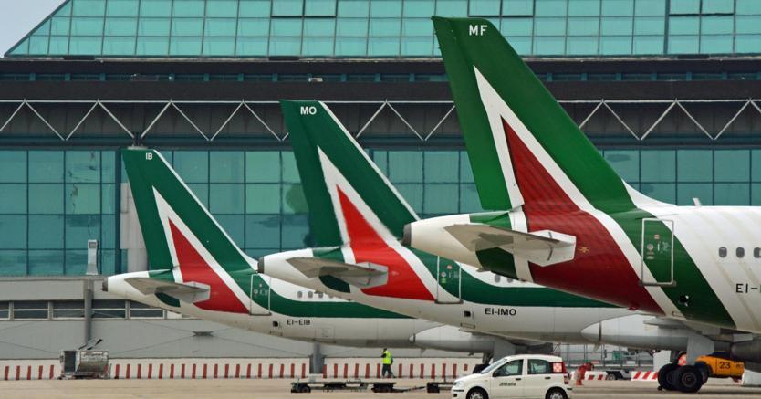 In corsa per Alitalia