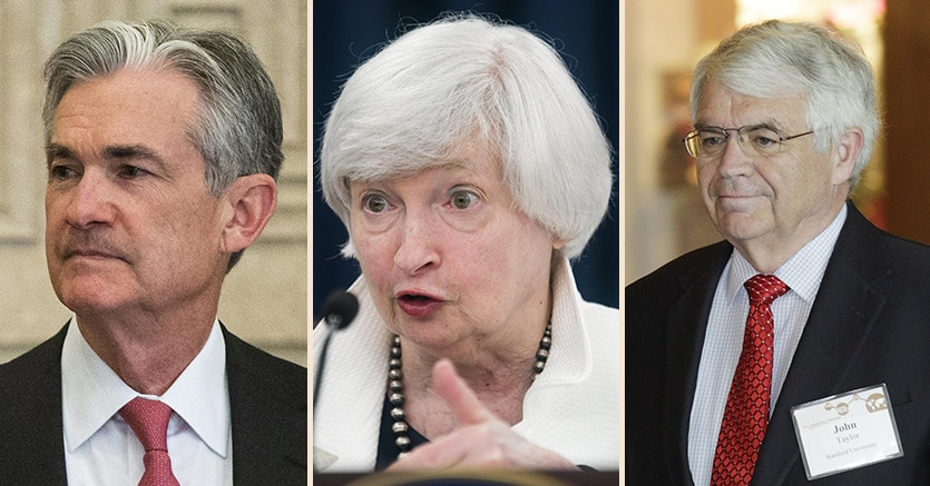 Fed. Jerome H. Powell è il nuovo mister dollaro