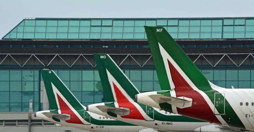 Lavoratori Alitalia: cigs per 1600 fino ad aprile