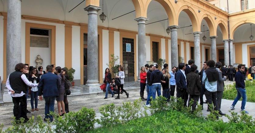 L'ateneo  di PalermoL'attrattività del sistema universitario siciliano  si è ridotta in modo progressivo.