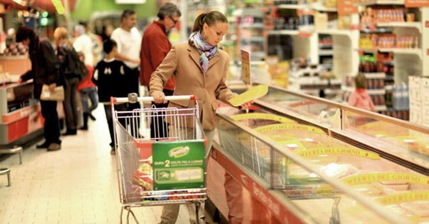L'inflazione a settembre rallenta all'1%