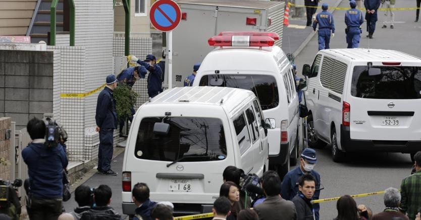 Tokyo. Nove persone uccise, fatte a pezzi e messe in frigo