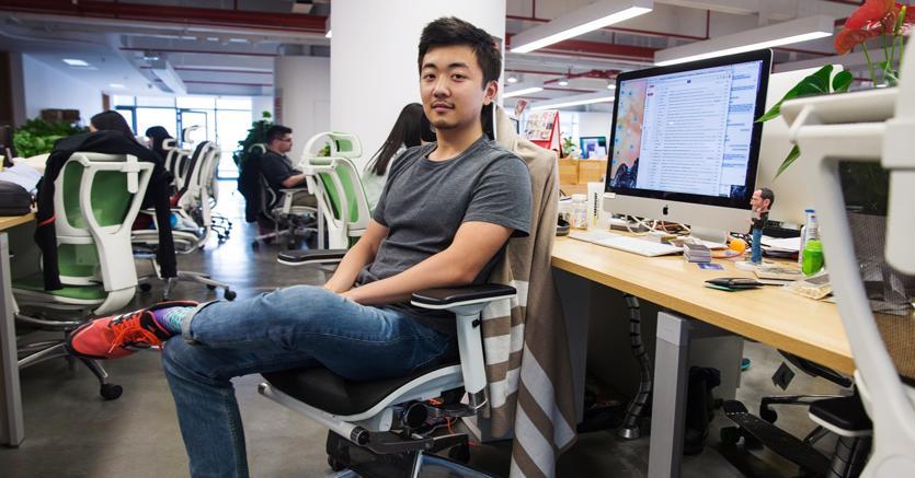 Carl Pei ceo e fondatore di OnePlus