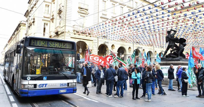 A Torino azienda dei trasporti a rischio fallimento