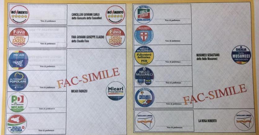 Domani si vota in Sicilia. Avversario da battere è l'astensionismo