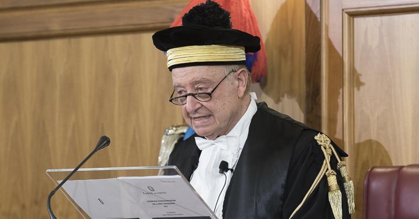 Corte dei conti i magistrati litigano sul rinvio della for Concorsi parlamento italiano 2017