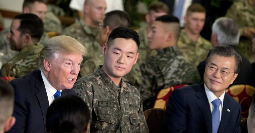 Trump ottimista sulla crisi nordcoreana: