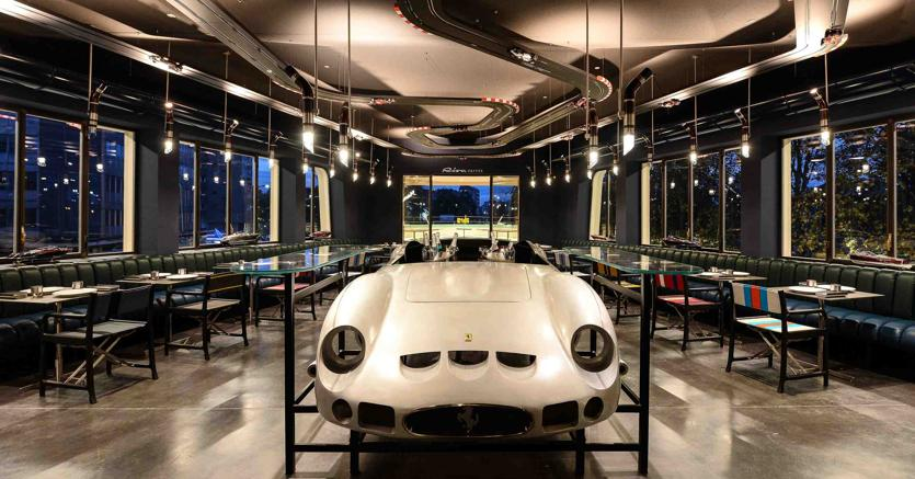 Garage italia custom inaugurata a milano la nuova sede - Garage italia customs piazzale accursio ...