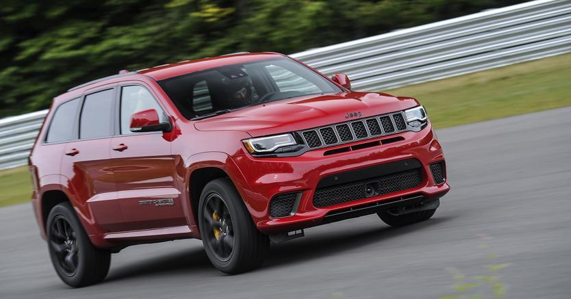 Jeep - Grand Cherokee Trackhawk