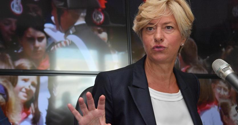 Roberta Pinotti (Ansa)