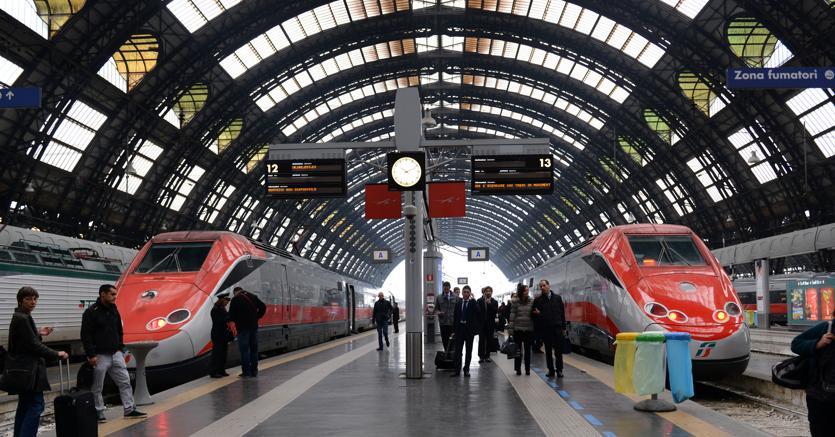 Trenitalia: dal 10 dicembre 60 Frecce su Torino