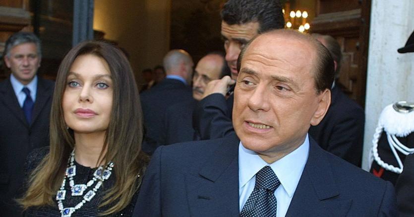 Veronica Lario e Silvi Berlusconi
