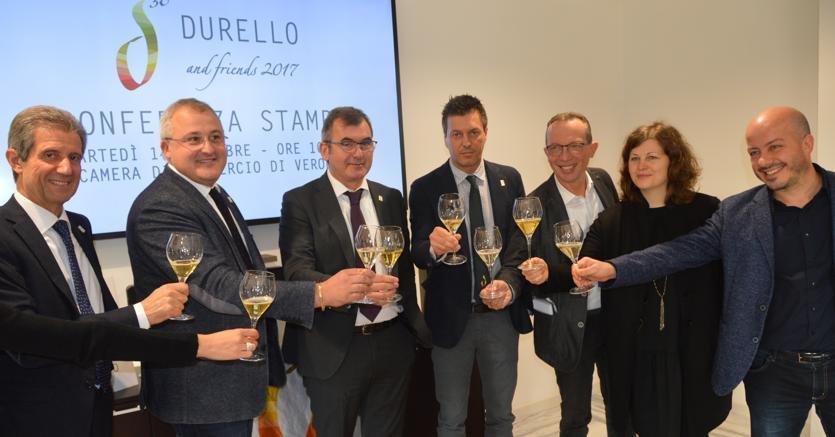 Durello&Friends: in vetrina le bollicine di Verona e Vicenza - Il ...