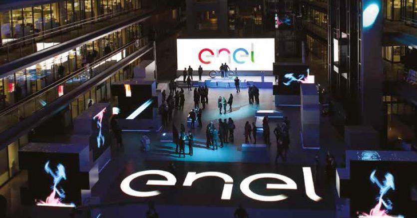 Enel alza il velo sul piano strategico 2018