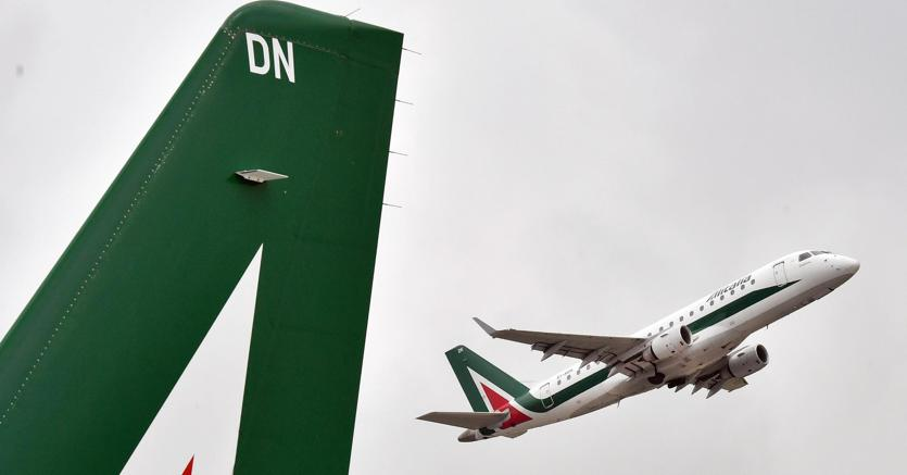 Alitalia, Gubitosi: per 2017 ricavi in crescita dell'1% circa