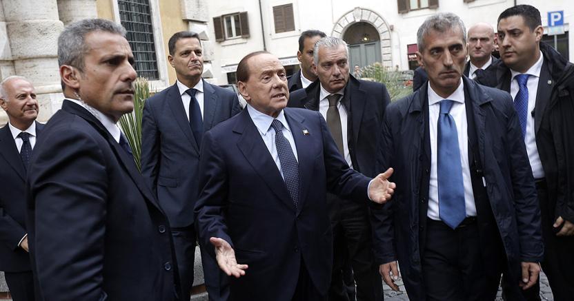 Strasburgo, l'avvocato di Berlusconi: