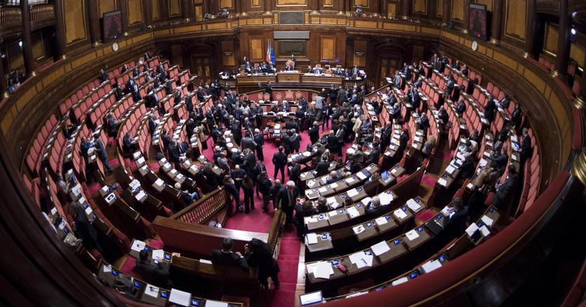 La manovra è all'esame della Commissione Bilancio del Senato