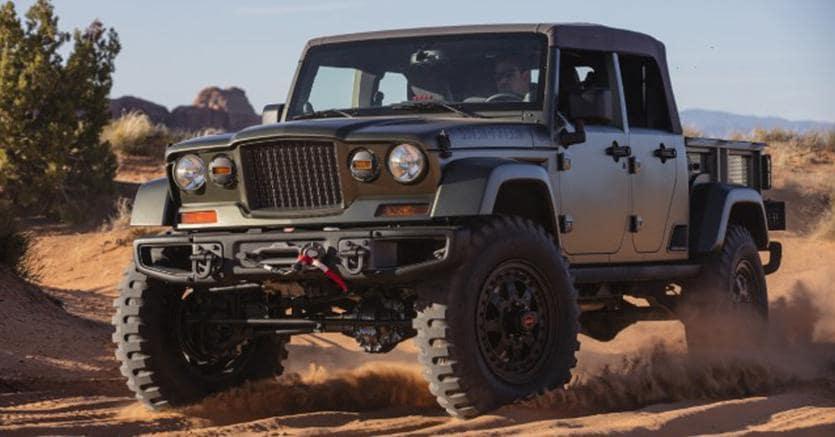 Nuova Jeep Wrangler, l'icona del 4x4 è più leggera e tecnologica