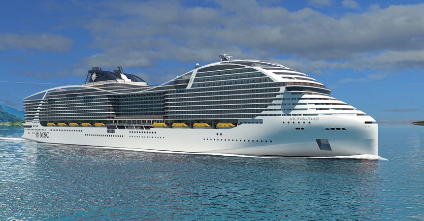 Schemi Elettrici Navi : Msc fincantieri commessa da miliardi per due navi il sole