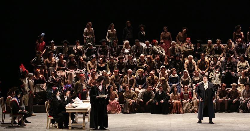 Credit: Brescia e Amisano, Teatro alla Scala